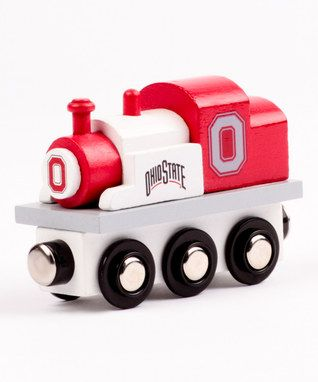 Ohio State Buckeyes Toy Train Engine