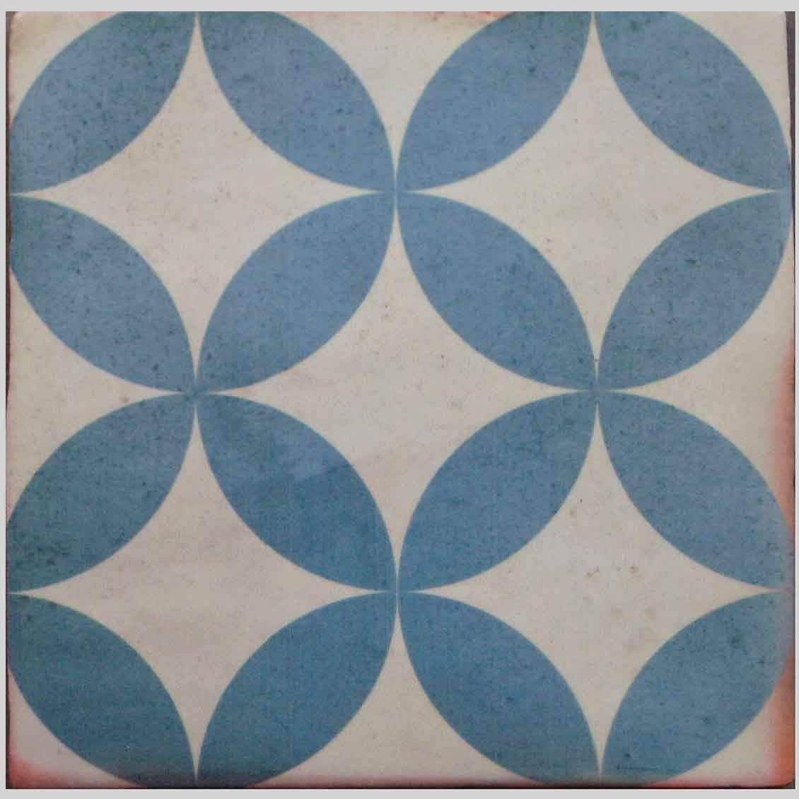 carrelage imitation carreau ciment comptoir du c rame 56 m2 bords marron rose bof. Black Bedroom Furniture Sets. Home Design Ideas