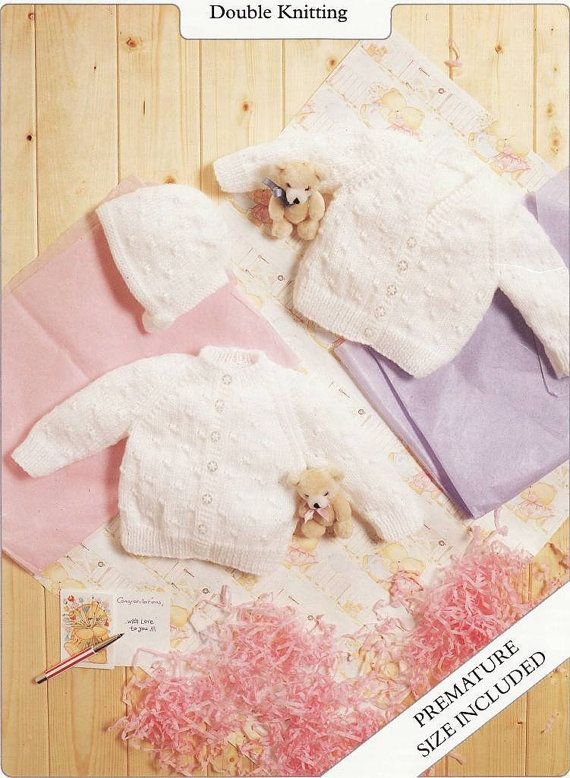 Digital Knitting Pattern Includes 2 Different Designs Of Baby