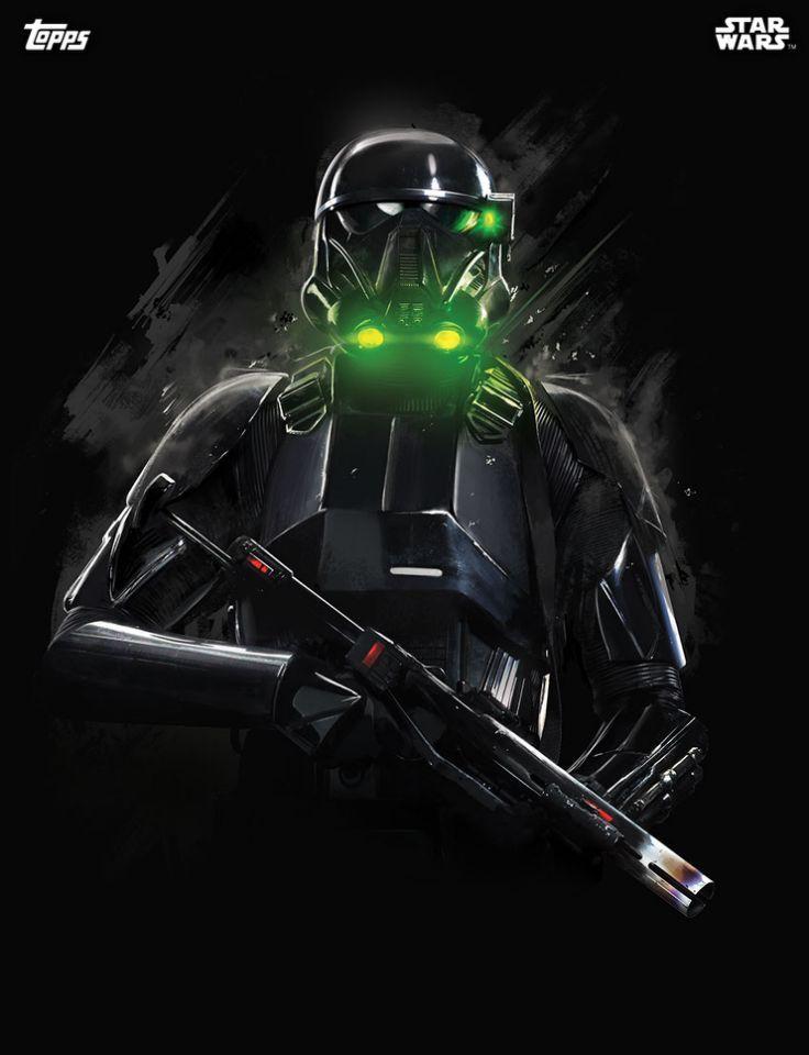 Iphone Star Wars Death Trooper Wallpaper