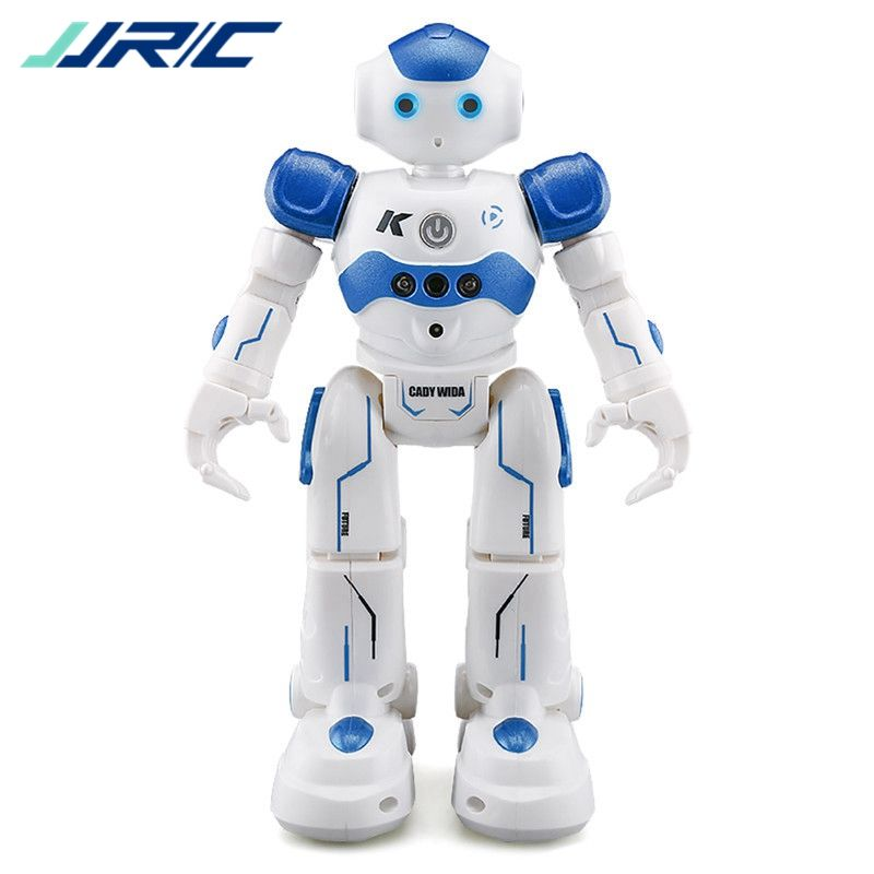 R2 RC Robot Remote Control Humanoid Robot Toy Kit Preschooler Gift for Competing