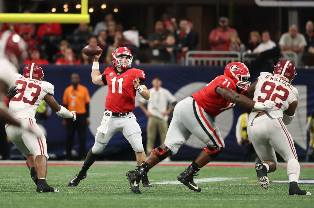 Top10 football players for 2019 No. 1 UGA Wire