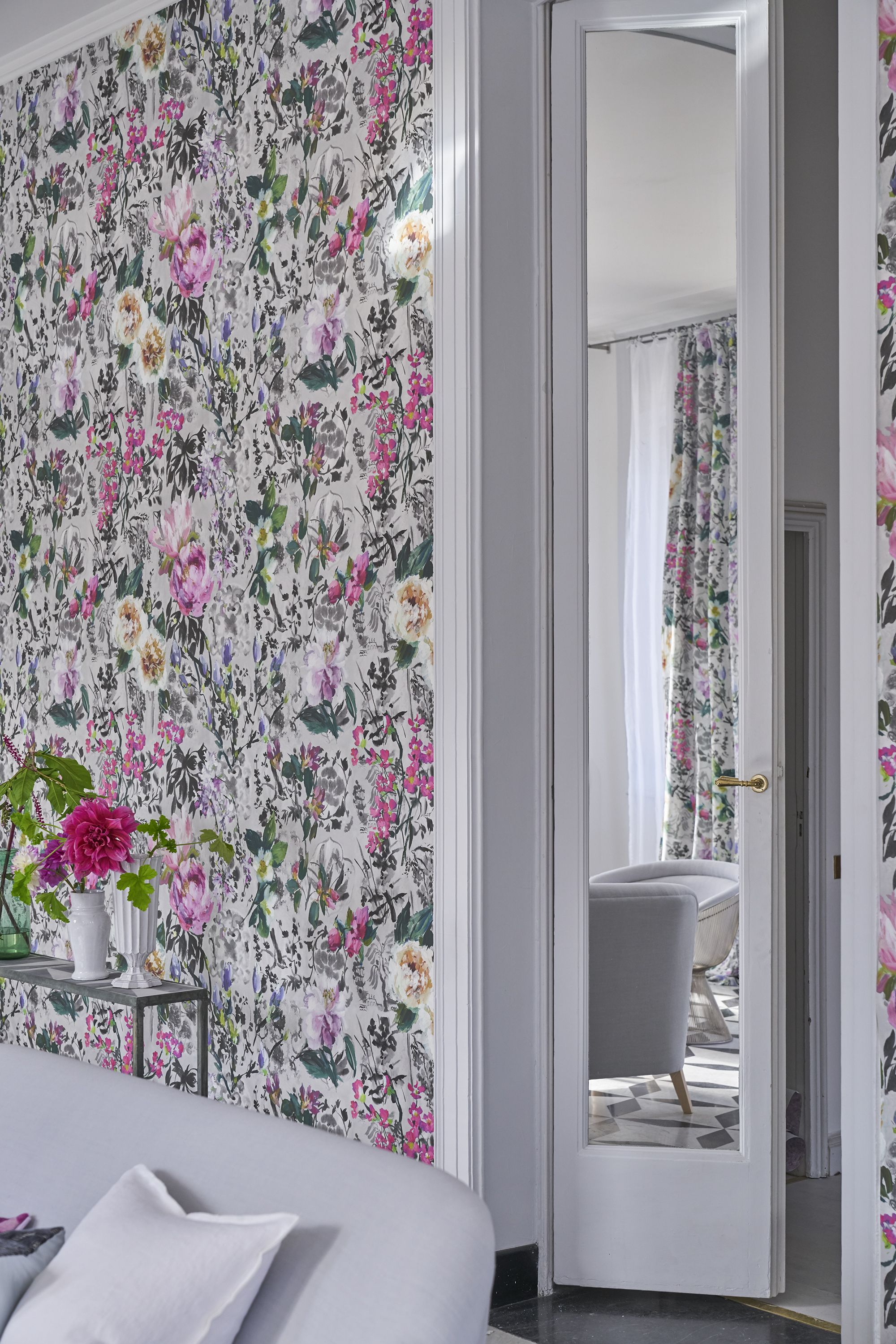 Designers Guild Spring / Summer 2017 Collection | Wallpaper | Pinterest