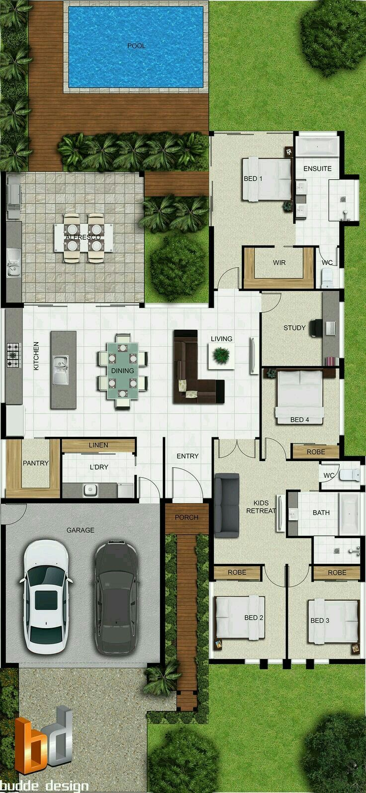 home floor plans color.  specialising in Architectural Visualisation Rendering Artist Impressions floor plans colour Floor Plan illustrations Pin by Shay on sim house ideas Pinterest Layouts House and