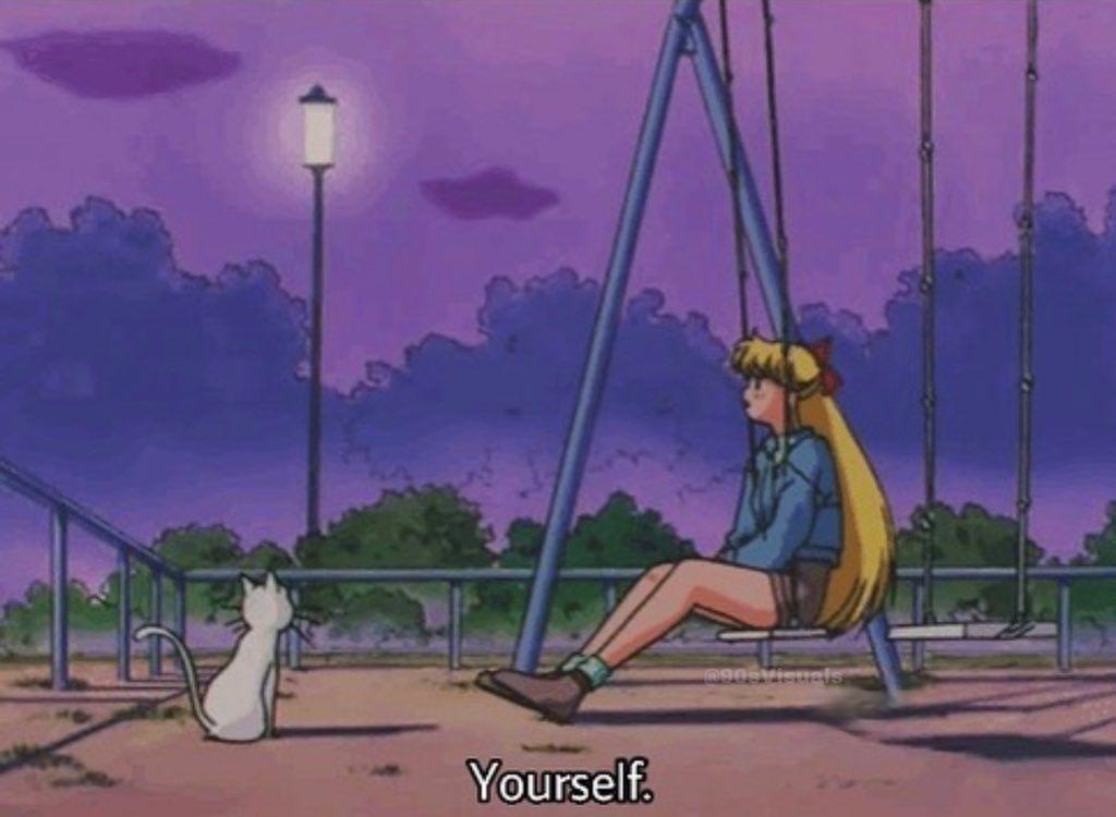 On Twitter Sailor Moon Gif Sailor Moon Aesthetic Sailor Moon Wallpaper