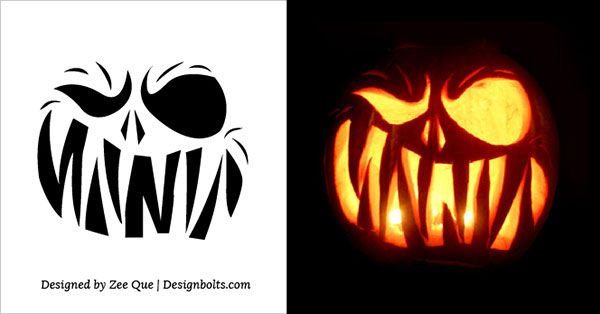 17 Best ideas about Scary Pumpkin Carving on Pinterest | Scary ...
