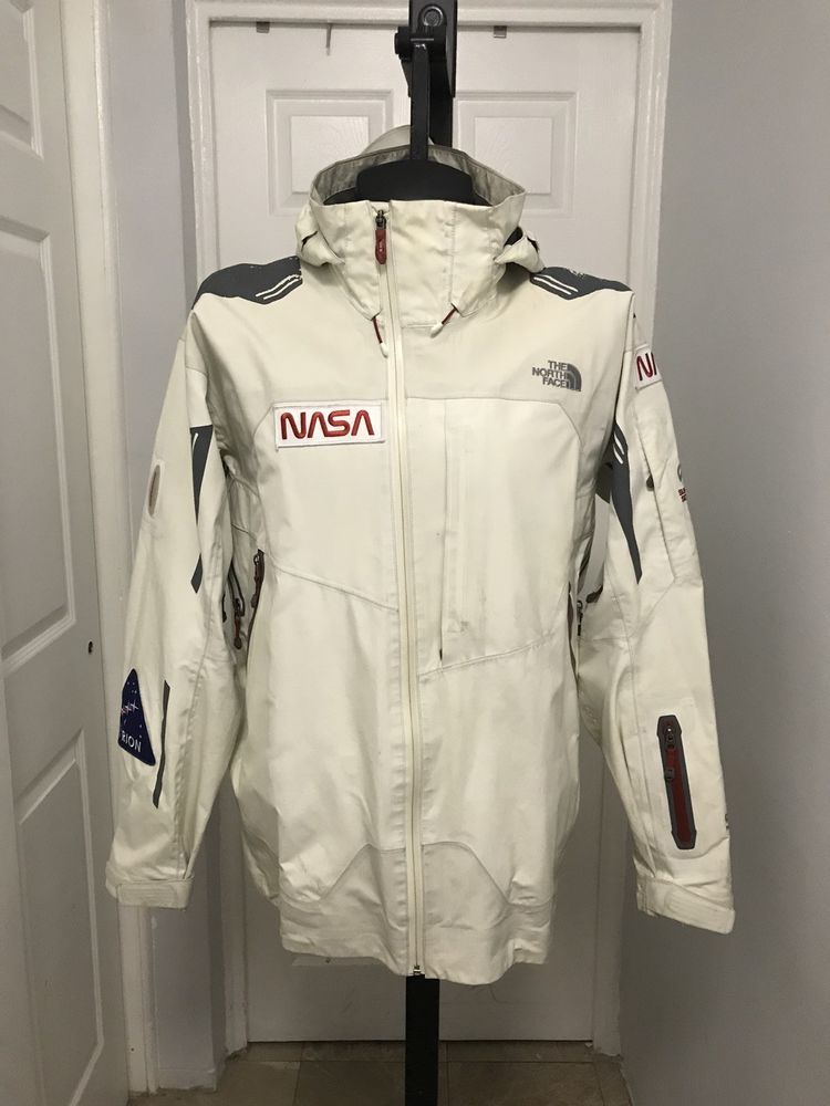 NORTH FACE MENS RARE NASA JACKET COAT   ski RECCO SPACE ! OFFERS CONSIDERED   TheNorthFace  Powdershell c3ec8f6a0