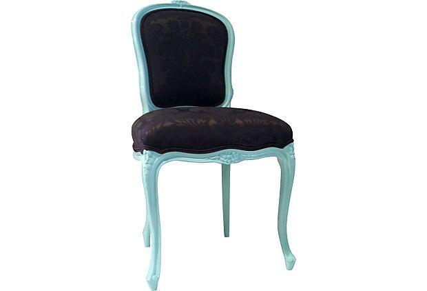Beautiful Robinu0027s Egg Blue Chair Pal + Smith