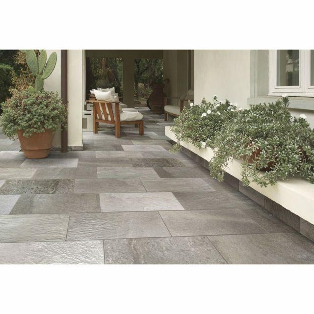 Carrelage extérieur  le bon style et le bon choix Backyard - Dalle De Beton Exterieur