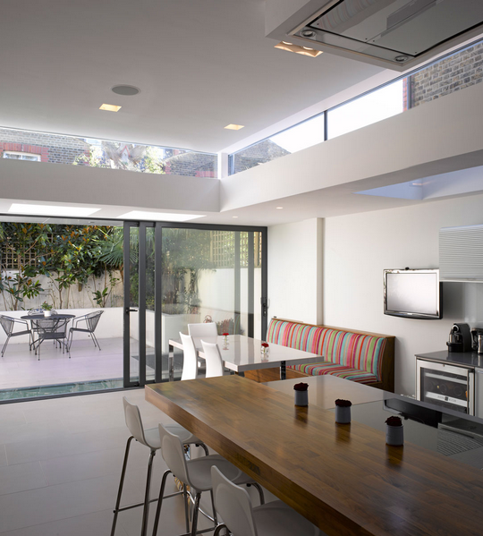Matthew Heywood Limited Working With Idsystems Id Systems Kitchen Extension Home New Homes