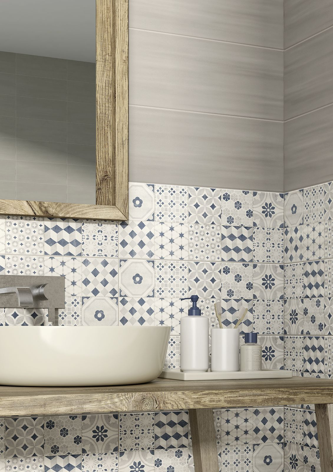 Paint carrellage en céramique Marazzi_7065 | A Life Imagined ...