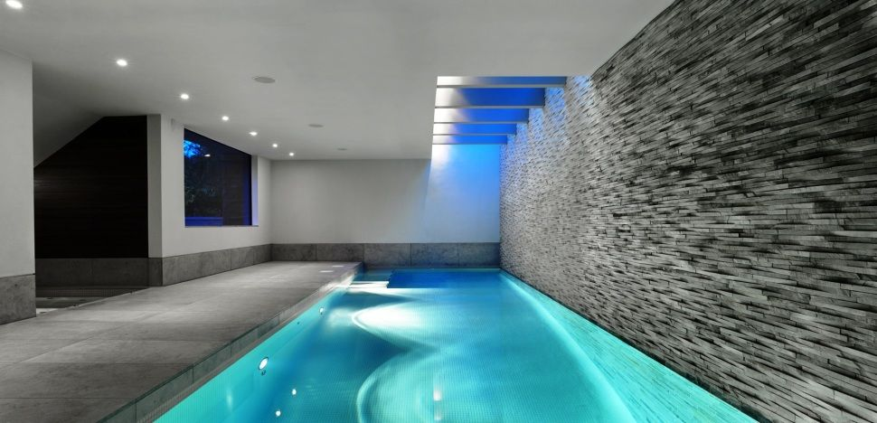 Swimming Pool Remarkable House Plans With Indoor Pools And Ceiling Lights And Marble Floor Together With Indoor Pool Design Indoor Pool House Small Indoor Pool