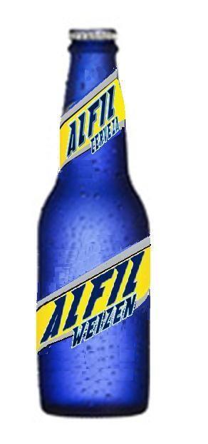 cerveza alfil  weizen