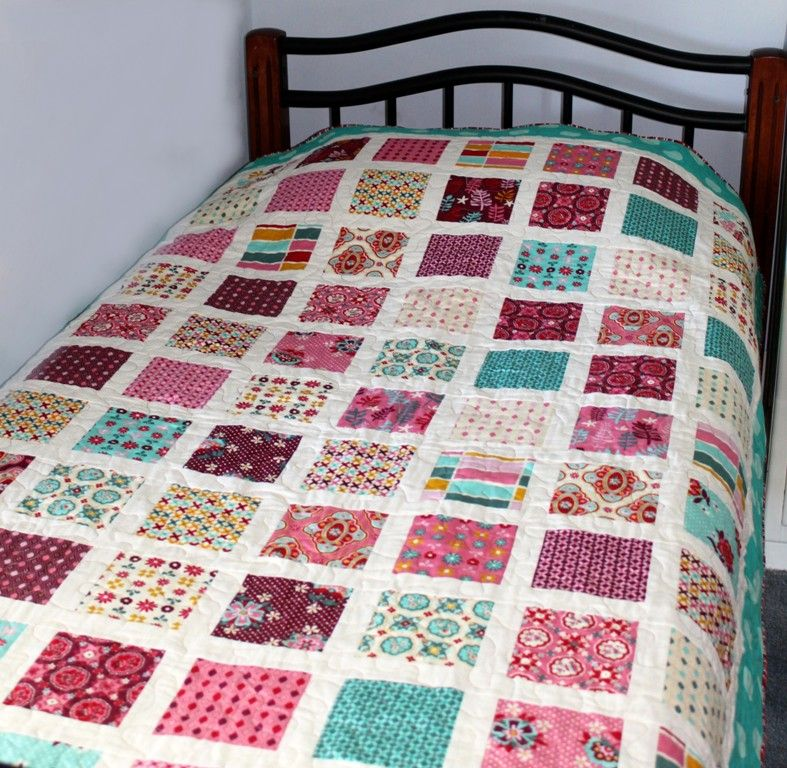 I'm so excited to have another new pattern being released this ... : charm squares quilt - Adamdwight.com