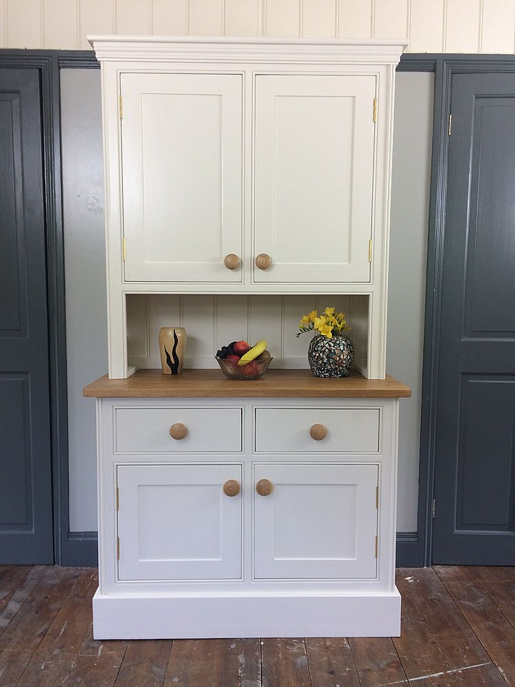 f6af73b02 Small kitchen dresser hand painted in Farrow & Ball