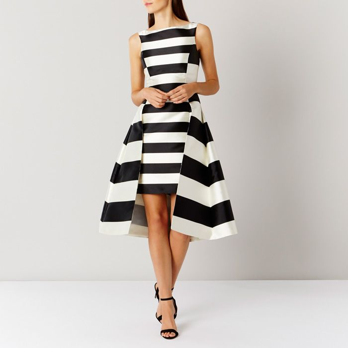 excellent quality official images top quality KADY STRIPE FULL MIDI DRESS | moda | Dresses, Striped midi ...