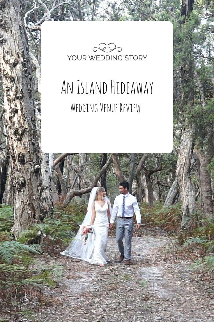 Gold Coast Wedding Venues A Review Of South Stradbroke Island Venue An Hideaway