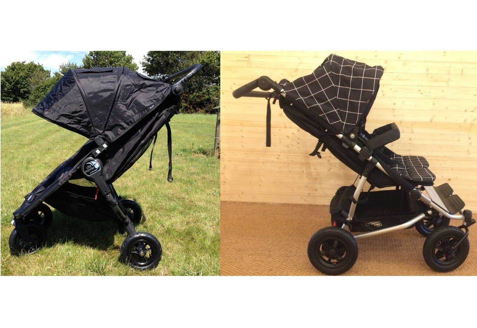 The Baby Jogger City Mini Gt Double And Mountain Buggy Duet V3 0 Are