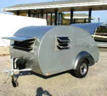 Plans for Everything, Free Travel Trailer and Teardrop