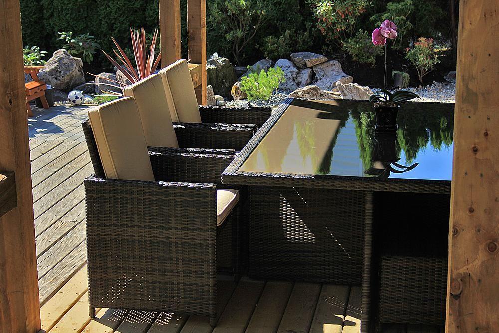 Superior BuildDirect®: Patio Furniture Patio Furniture Monte Carlo Series 13 Piece  Dining Cube Set.