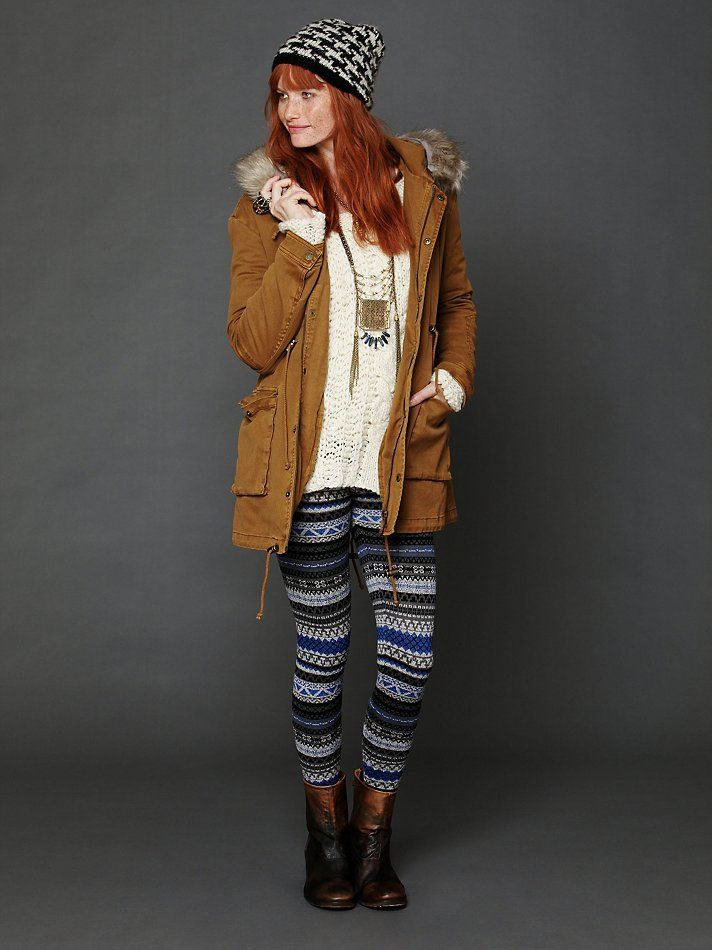 Free People Sweater Leggings at Free People Clothing Boutique