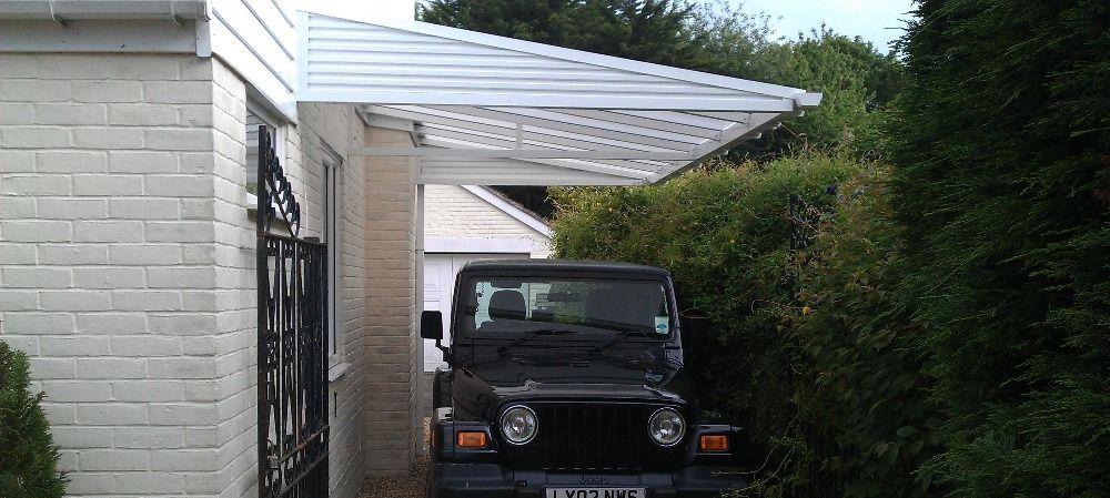Upvc Carports Uk Carports Garages