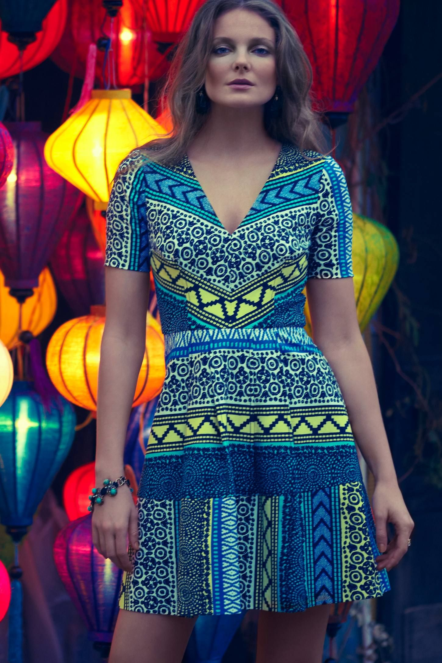 New Moon Dress - anthropologie.com