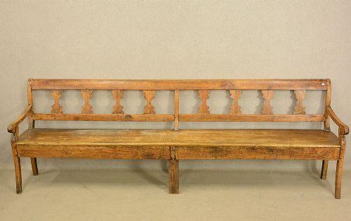 19th Century Provencal Bench