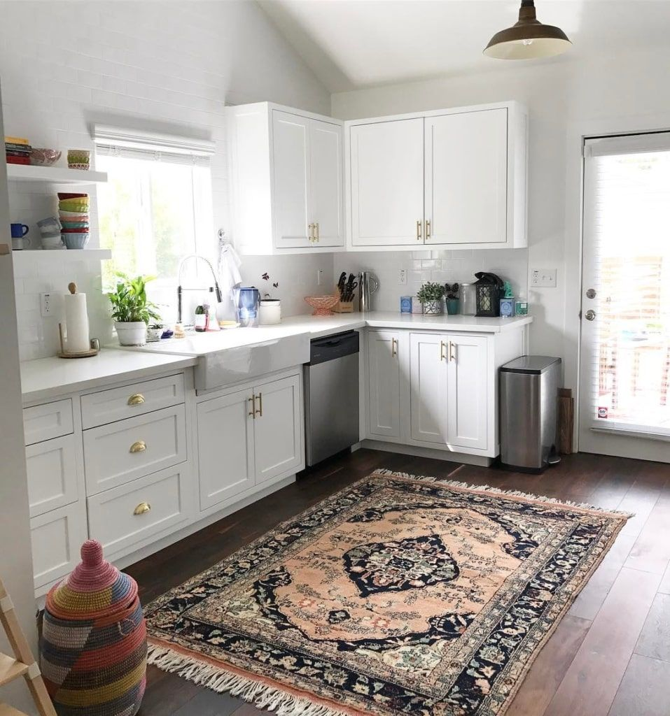 Kitchen Area Rug Ideas You Ve Got To See Kitchen Area Rugs Kitchen Flooring Trends Kitchen Decor Trends