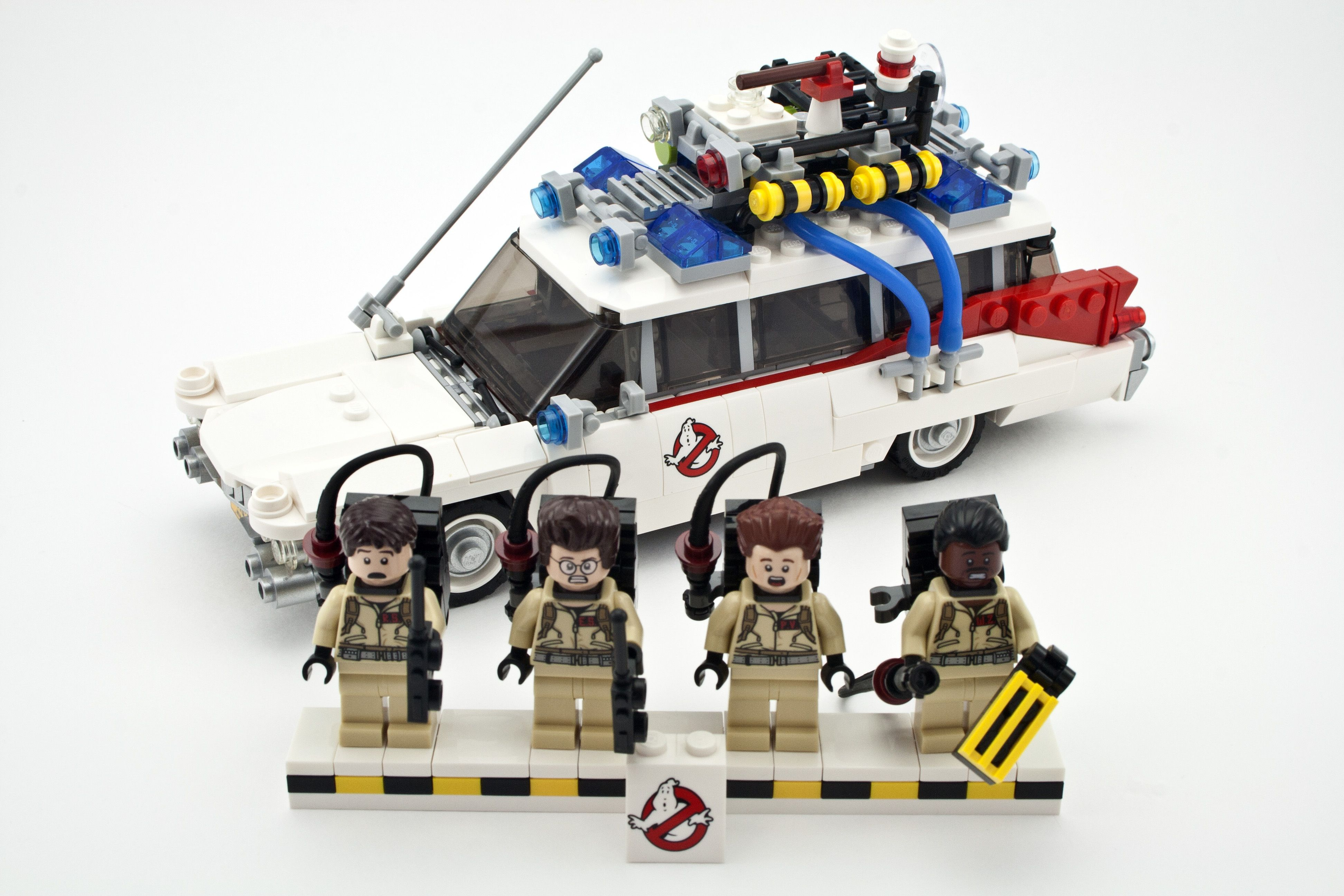 Review Lego 21108 Ghostbusters Ecto 1 Lego Ghostbusters Reviews