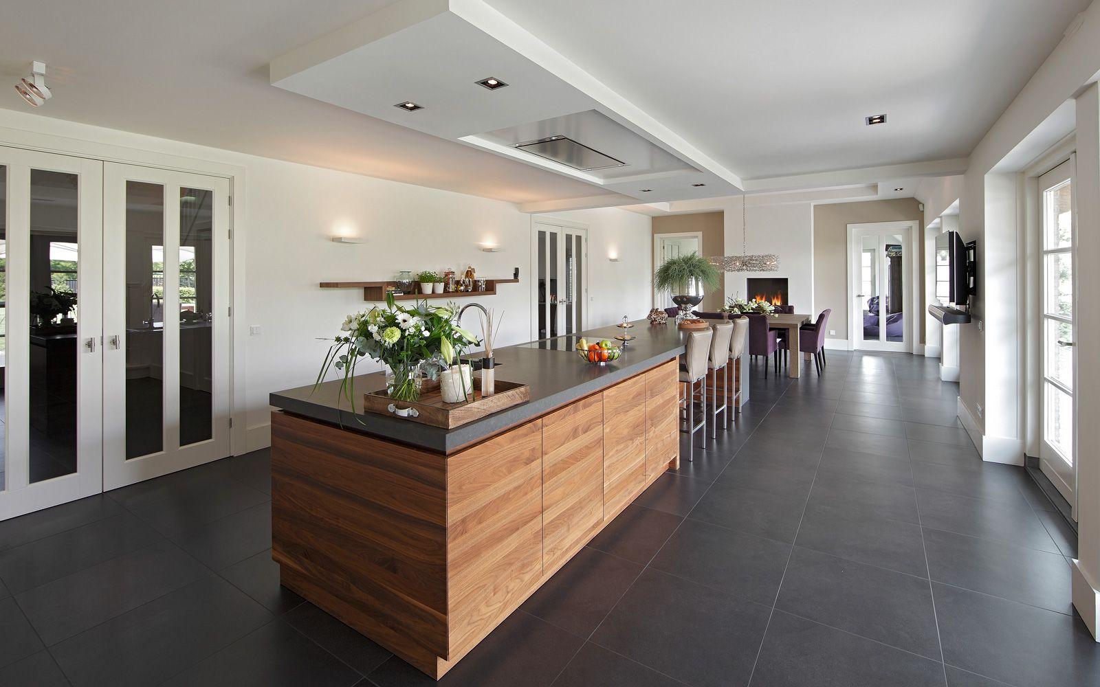 Modern landhuis keuken theartofliving.eu pinterest