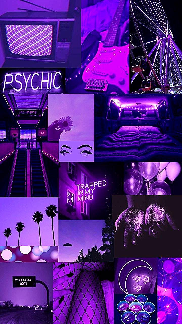 Pin By Ani Cetut On Ungu Aesthetic Pastel Wallpaper Purple Wallpaper Purple Wallpaper Iphone