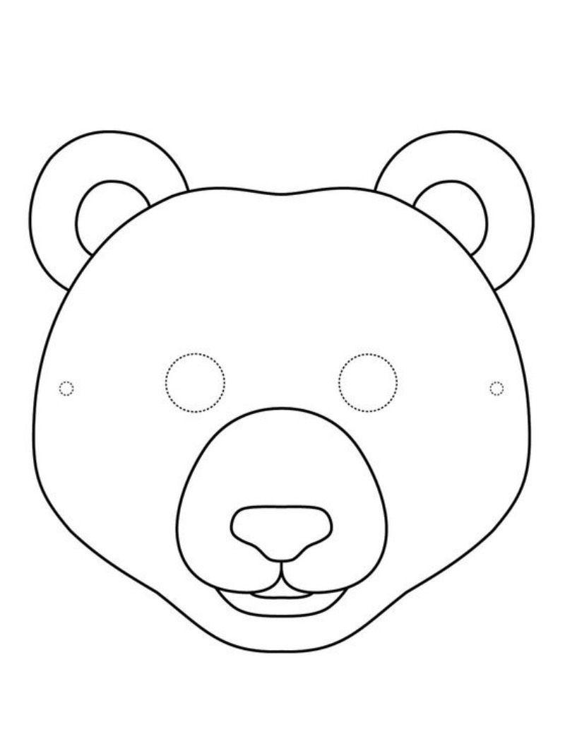 Maski Misie Kids Rugs Kids Animals