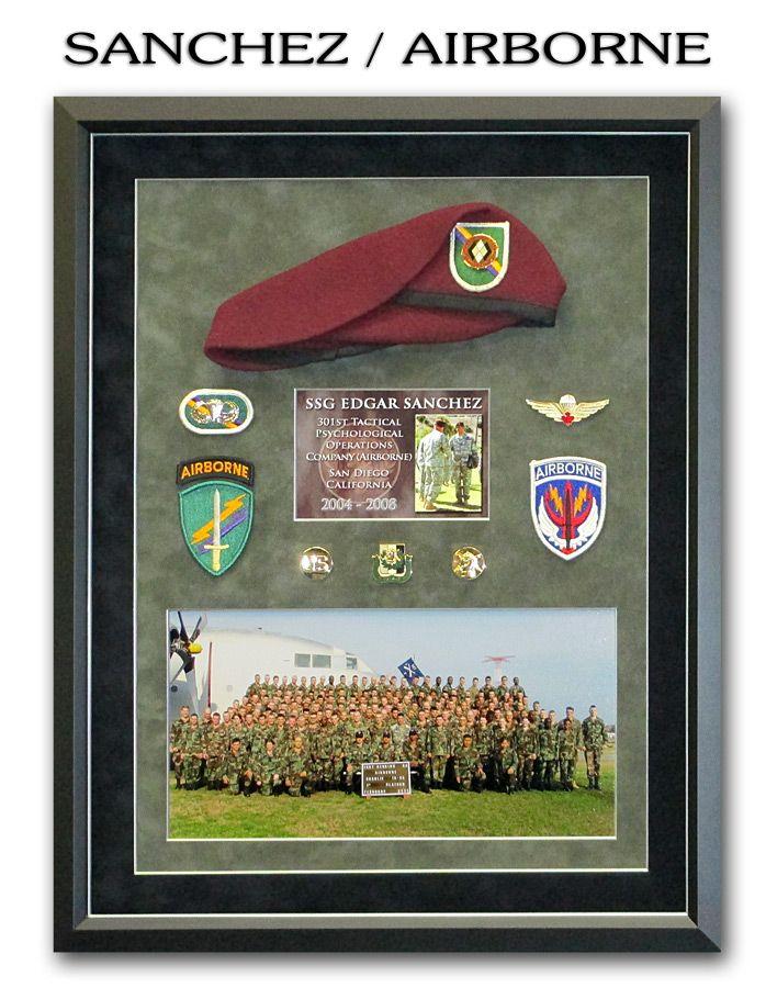 Http Www Badgeframe Com Pastprojects Army Html Military Shadow Box Army Crafts Military Decor