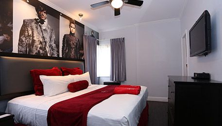 King Room Fashion Boutique Hotel