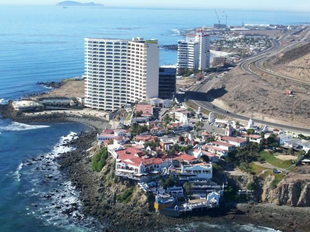 Hotel Calafia Rosarito Beach