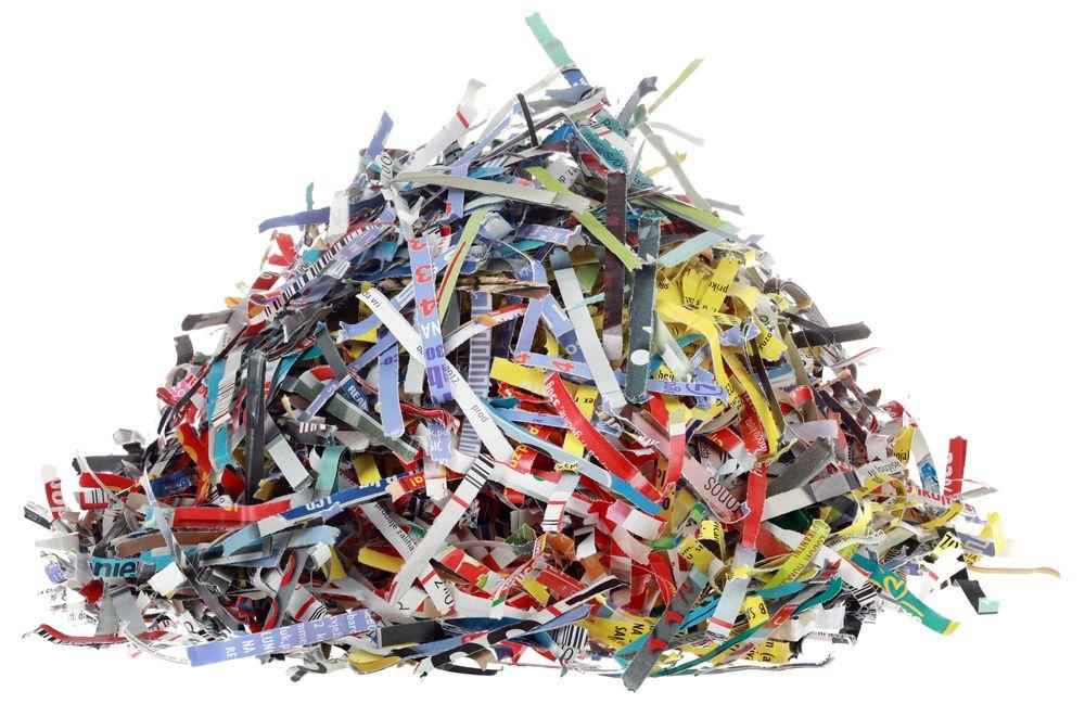10 uses for shredded paper Shredded paper, Paper fire, Paper