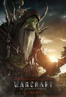 Couverture : Warcraft