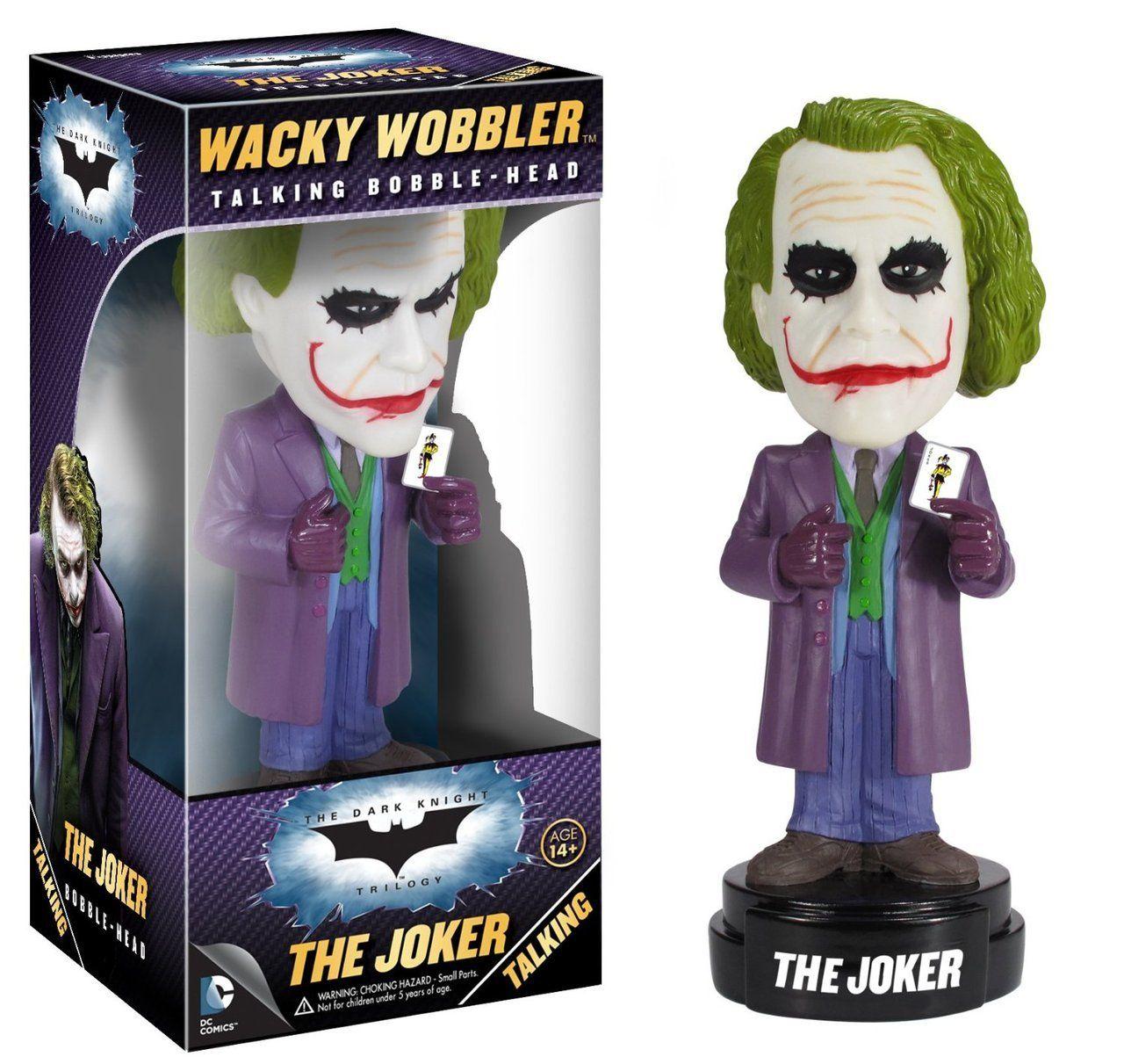 Batman Dark Knight The Joker Bobble Head