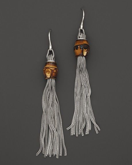 aeffb46b924 GUCCI - bamboo EXTENSION earrings