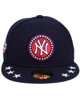 1d35677a98dbc1 New Era New York Yankees All Star Workout 59FIFTY Fitted Cap 2018 - Blue 7