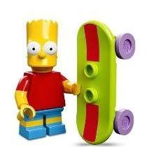 Lego Minifiguras Bart Simpson 71005