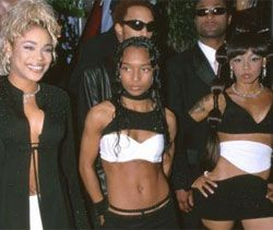 Tlc Left Eye In The Casket