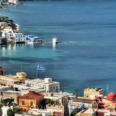 GREECE CHANNEL | Leros,Greece