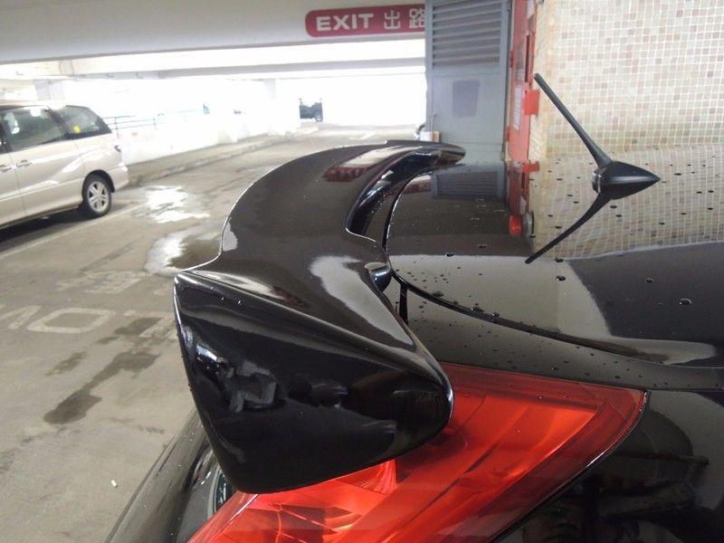 For Honda 06 11 Stream Rn6 Rn7 Rn8 Rear Wing Hatch Roof Spoiler Ebay Honda Spoiler Hatch