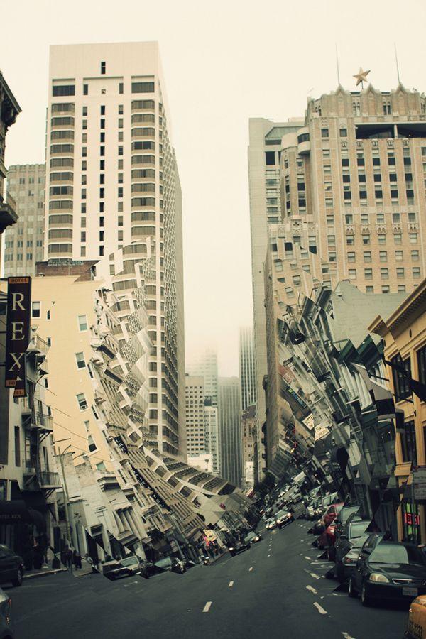 ARCHITECTURE: Nicholas Kennedy Sitton\'s Photo collage. | belleza sin ...