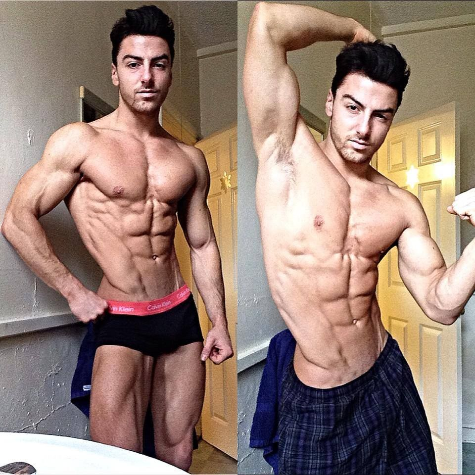Pin On Ectomorphs In Action