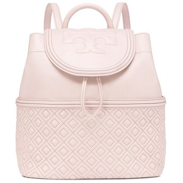 773c7ab2fd8 Tory Burch Fleming Backpack ( 550) ❤ liked on Polyvore featuring bags