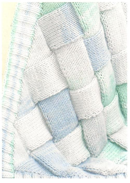 coper entrelac | copertine maglia e uncinetto | Pinterest