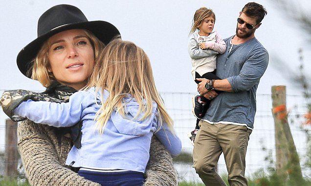 Chris Hemsworth dating historia Zimbio